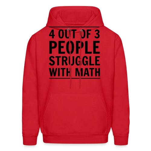 MathStruggle - Men's Hoodie