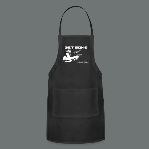 GET SOME! Jerry Miculek signature T-shirt - Adjustable Apron