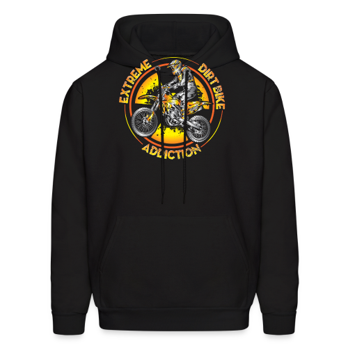 Extreme Motocross Sports - Men's Hoodie