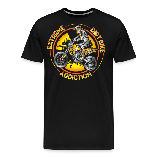 Extreme Motocross Sports - Men's Premium T-Shirt