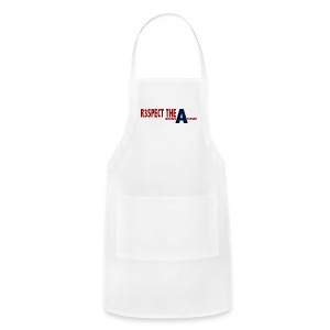 R3SPECT THE A - Pins - Adjustable Apron