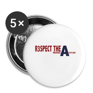 R3SPECT THE A - Pins - Small Buttons