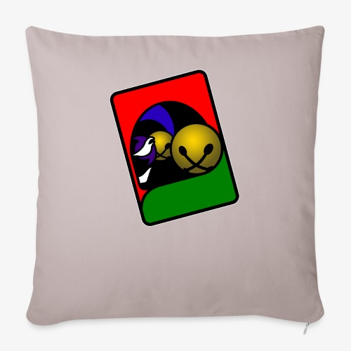 WHP 2.25 Buttons - Throw Pillow Cover