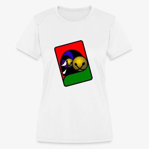 WHP 2.25 Buttons - Women's Moisture Wicking Performance T-Shirt