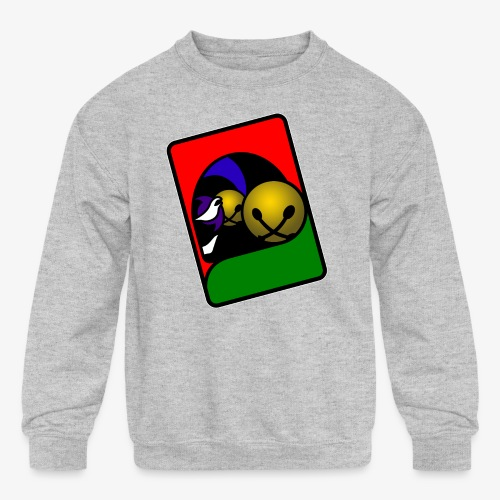 WHP 2.25 Buttons - Kids' Crewneck Sweatshirt