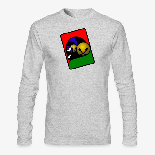 WHP 2.25 Buttons - Men's Long Sleeve T-Shirt by Next Level