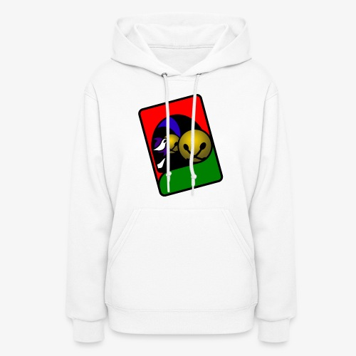 WHP 2.25 Buttons - Women's Hoodie