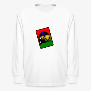 WHP 2.25 Buttons - Kids' Long Sleeve T-Shirt
