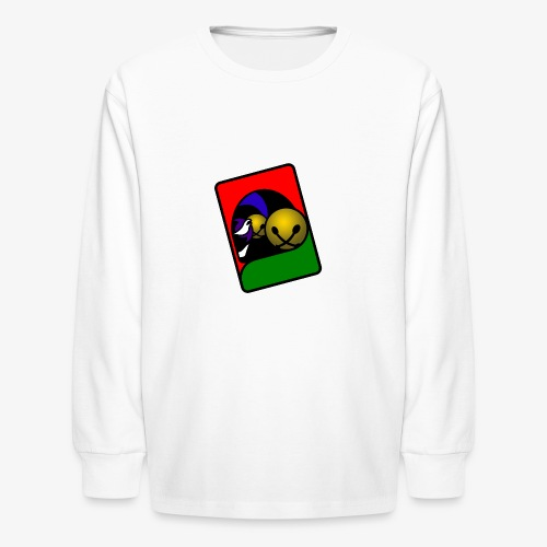 WHP 2.25 Buttons - Kids' Long Sleeve T-Shirt