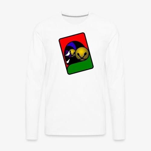 WHP 2.25 Buttons - Men's Premium Long Sleeve T-Shirt