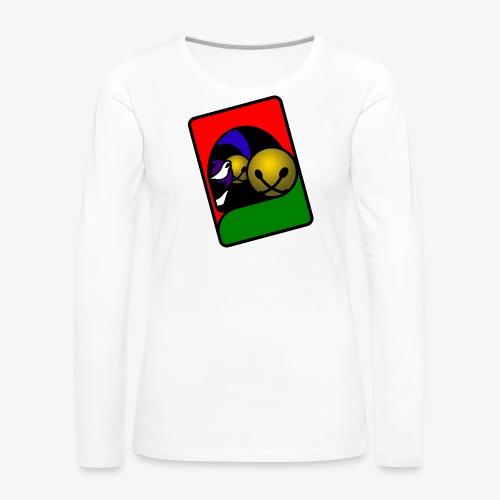 WHP 2.25 Buttons - Women's Premium Long Sleeve T-Shirt