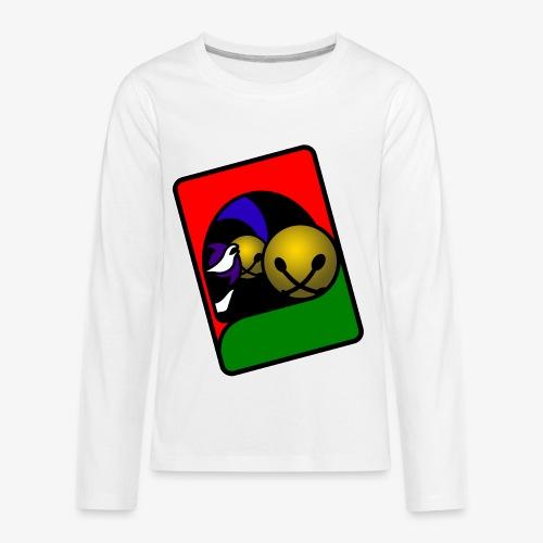 WHP 2.25 Buttons - Kids' Premium Long Sleeve T-Shirt