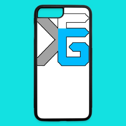 Krisfire logo 2 1/4'' button - iPhone 7 Plus/8 Plus Rubber Case