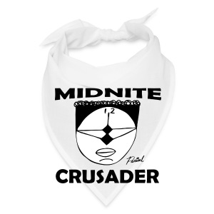 Midnite Crusader Men's T-shirt - Bandana