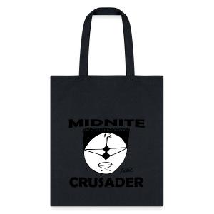 Midnite Crusader Men's T-shirt - Tote Bag