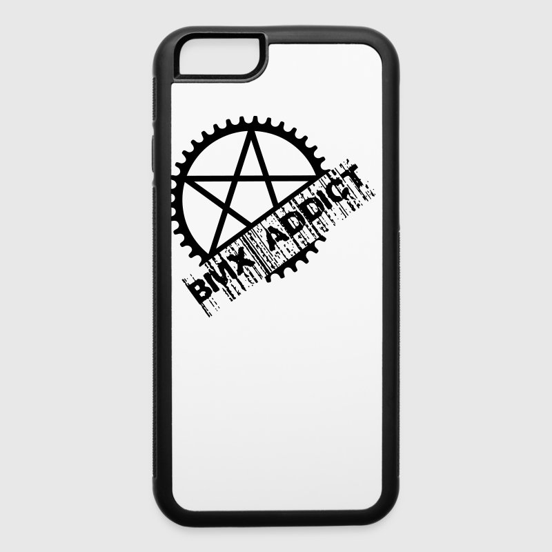 BMX Addict Accessories - iPhone 6/6s Rubber Case