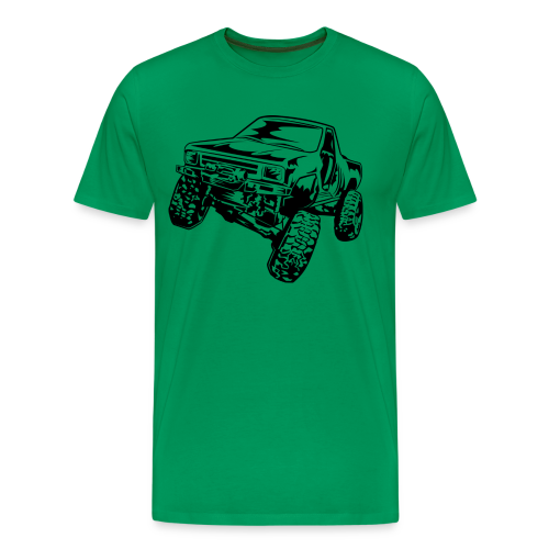 Rock Crawling Off-Road Truck Shirt - Men's Premium T-Shirt