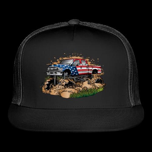 Mud Truck USA - Trucker Cap