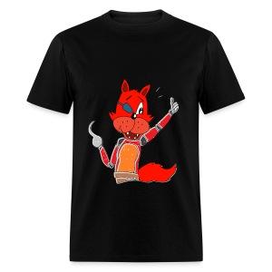 Men's T-Shirt - Cute Foxy - Men's T-Shirt