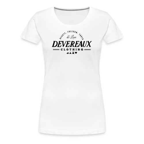 Welcome Women's - Women's Premium T-Shirt