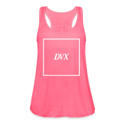 DVX Color Women's - Women's Flowy Tank Top by Bella
