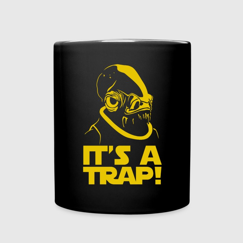 It's a Trap! - Full Color Mug