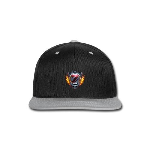 Zentrion Shirt (Men) - Snap-back Baseball Cap