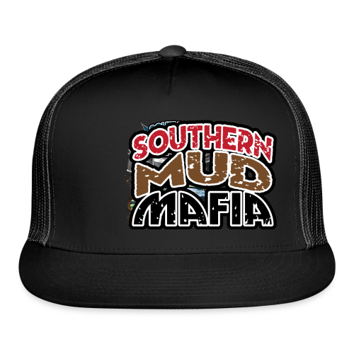 Southern Mud Mafia BACK - Trucker Cap