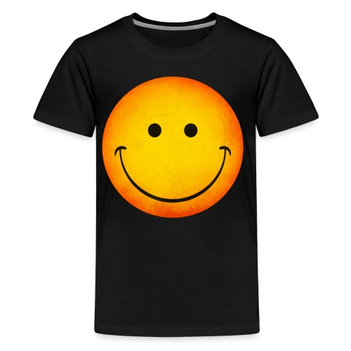 Smiling Emoji Kid's T-Shirt - Kids' Premium T-Shirt