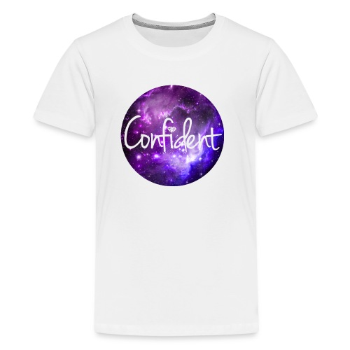 Confident - Kids' Premium T-Shirt
