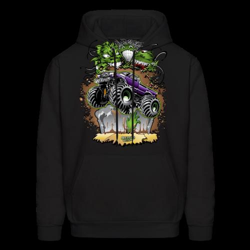 Ghoulish Monster Truck - Men's Hoodie
