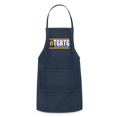 #TGBTG T-Shirt - Adjustable Apron