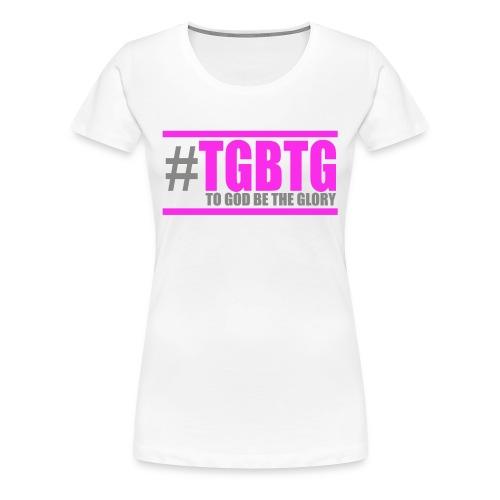#TGBTG Women T-Shirt - Women's Premium T-Shirt