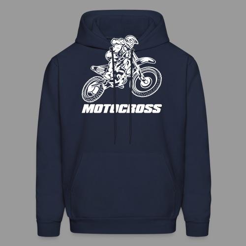 Motocross Yamaha - Men's Hoodie