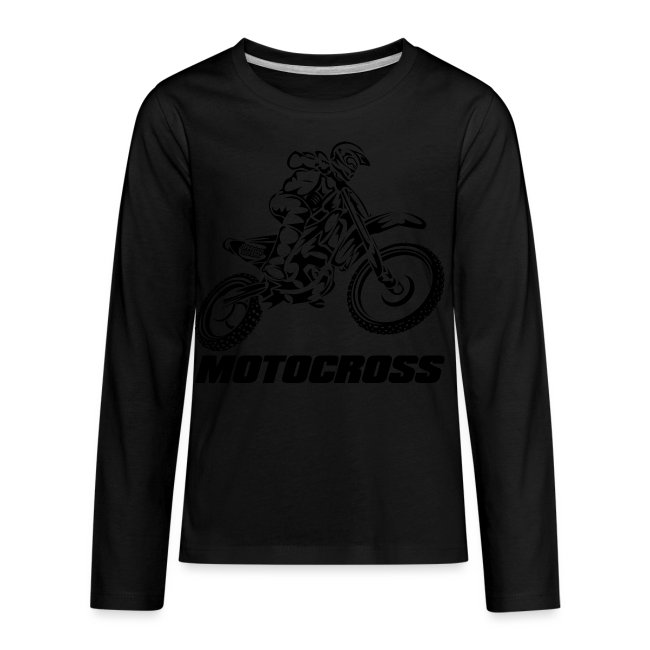 Motocross Kawasaki