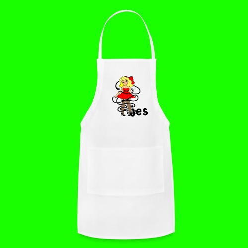 Pin-Up - Adjustable Apron