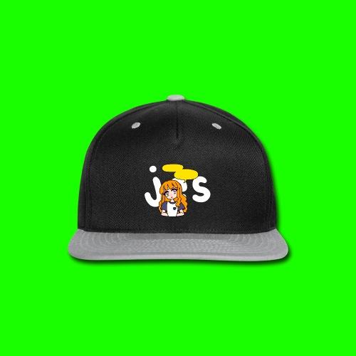 Talk (Tote Bag) - Snap-back Baseball Cap