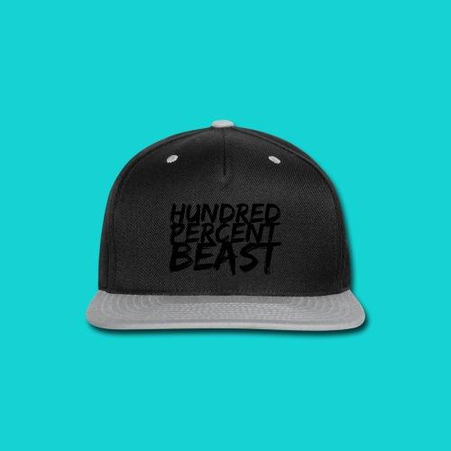 Beauty - Snap-back Baseball Cap