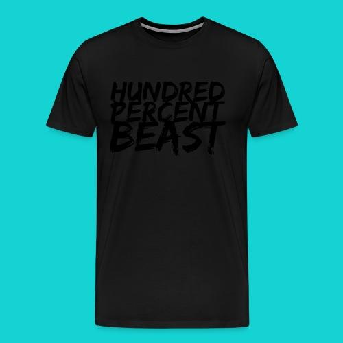Beauty - Men's Premium T-Shirt