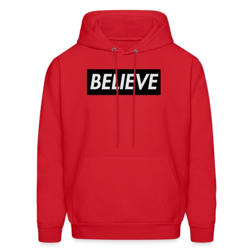 Reborn Red Block - Men's Hoodie