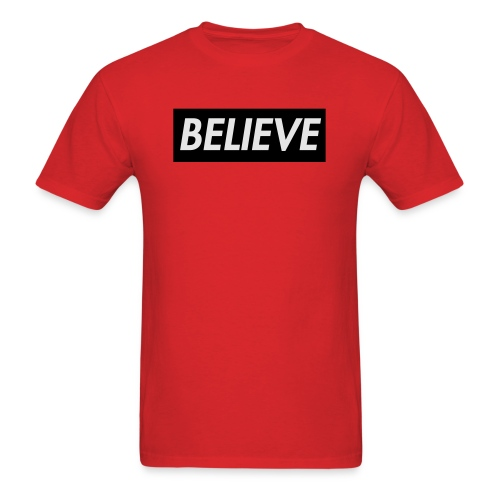 Reborn Red Block - Men's T-Shirt