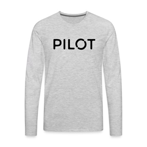 Pilot - Men's Premium Long Sleeve T-Shirt