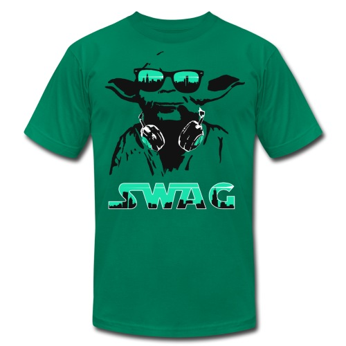 Yoda SWAG Shirt - Men's  Jersey T-Shirt