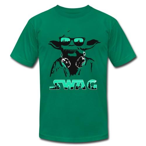 Yoda SWAG Shirt - Men's Fine Jersey T-Shirt