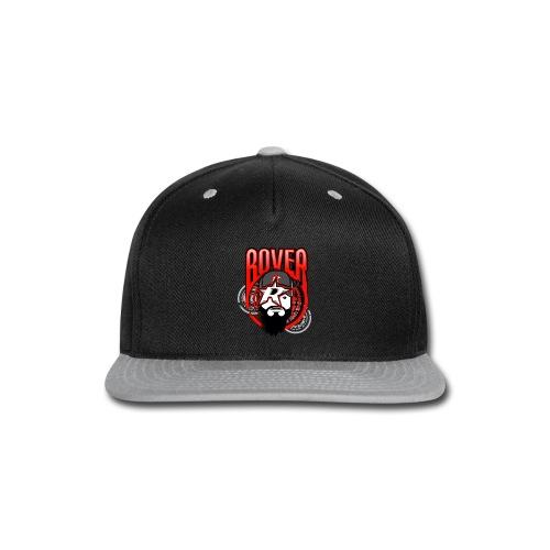 Rover All Over - Snap-back Baseball Cap
