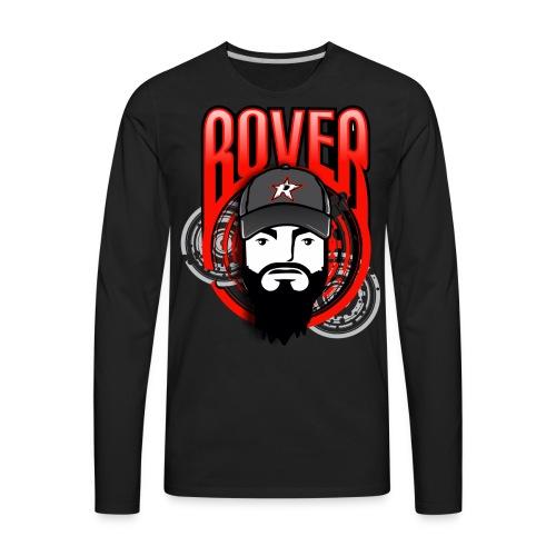 Rover All Over - Men's Premium Long Sleeve T-Shirt