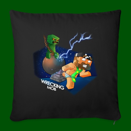 Wrecking Mob Men's T-Shirt - Throw Pillow Cover