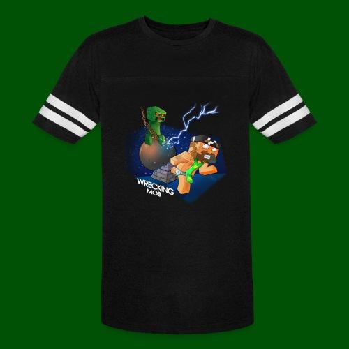 Wrecking Mob Men's T-Shirt - Vintage Sport T-Shirt