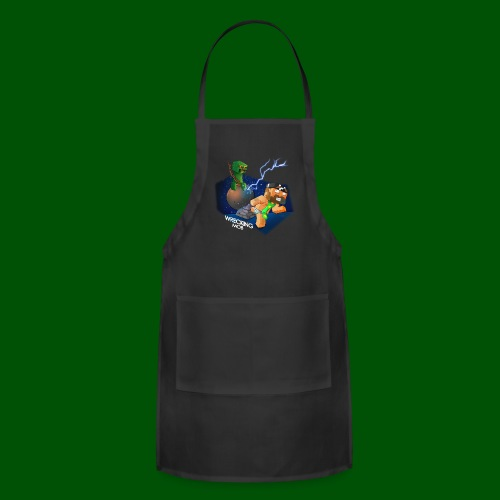 Wrecking Mob Men's T-Shirt - Adjustable Apron
