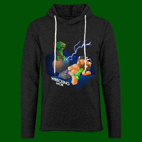 Wrecking Mob Men's T-Shirt - Unisex Lightweight Terry Hoodie